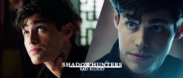 "Shadowhunters: 1.08 ""Bad Blood"" Screencaptures"