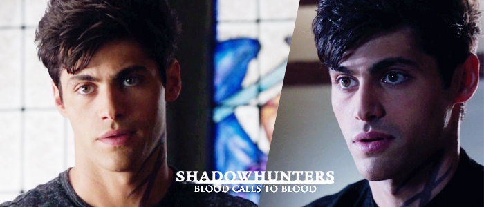 "Shadowhunters: 1.11 ""Blood Calls to Blood"" Screencaptures"