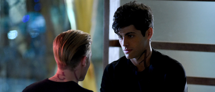 "Shadowhunters: 1.11 ""Blood Calls to Blood"" Episode Stills"
