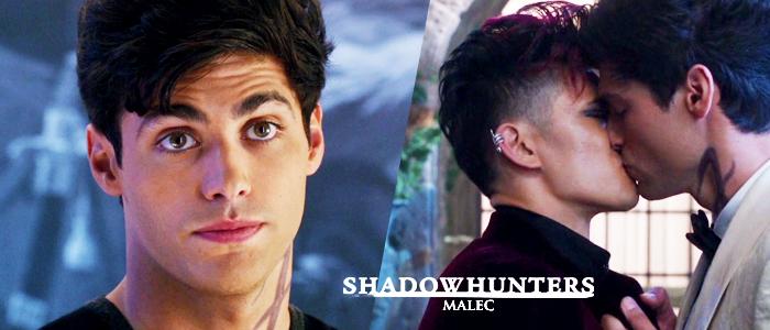 "Shadowhunters: 1.12 ""Malec"" Screencaptures"