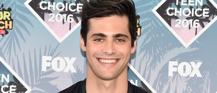Matt Attends Teen Choice Awards