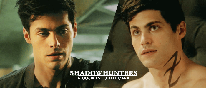 "Shadowhunters: 2.02 ""A Door Into the Dark"" Screencaptures"