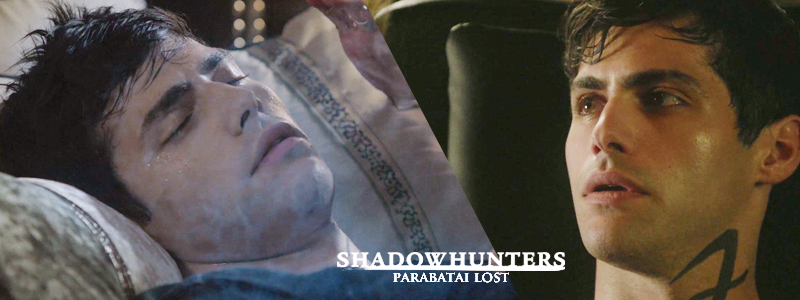"Shadowhunters: 2.03 ""Parabatai Lost"" Screencaptures"