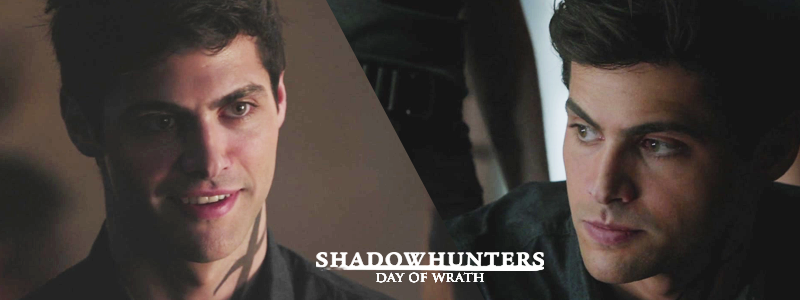 "Shadowhunters: 2.04 ""Day of Wrath"" Screencaptures"