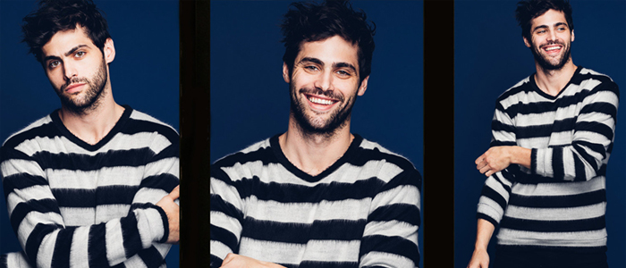 BuzzFeed: 27 Things We Learned On Set With Matthew Daddario