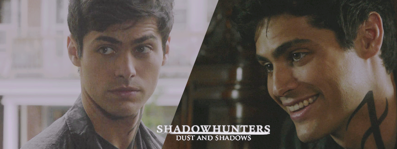 "Shadowhunters: 2.05 ""Dust and Shadows"" Screencaptures"