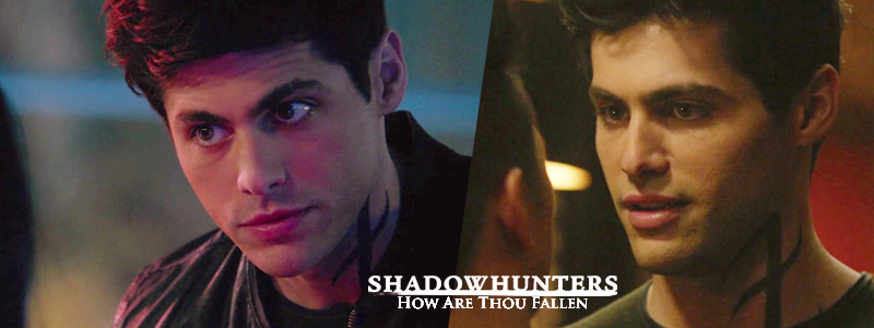 "Shadowhunters: 2.07 ""How Are Thou Fallen"" Screencaptures"