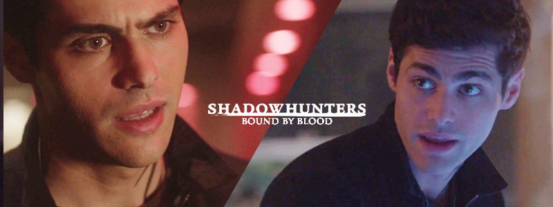 "Shadowhunters: 2.09 ""Bound by Blood"" Screencaptures"