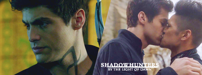 "Shadowhunters: 2.10 ""By the Light of Dawn"" Screencaptures"