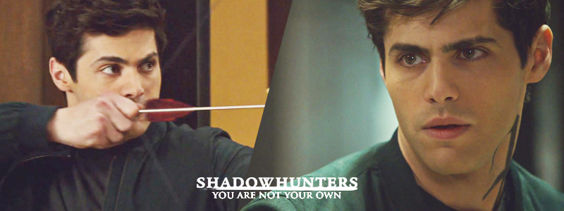 "Shadowhunters: 2.12 ""You Are Not Your Own"" Screencaptures"