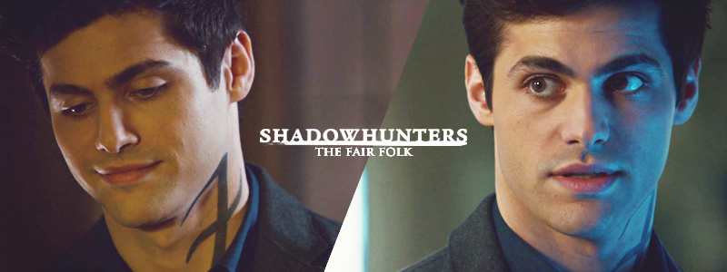 "Shadowhunters: 2.14 ""The Fair Folk"" Screencaptures"