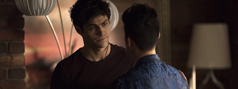 """Shadowhunters: 2.15 """"A Problem with Memory"""" Episode Stills"""
