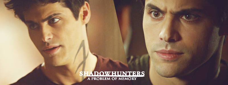"Shadowhunters: 2.15 ""A Problem of Memory"" Screencaptures"
