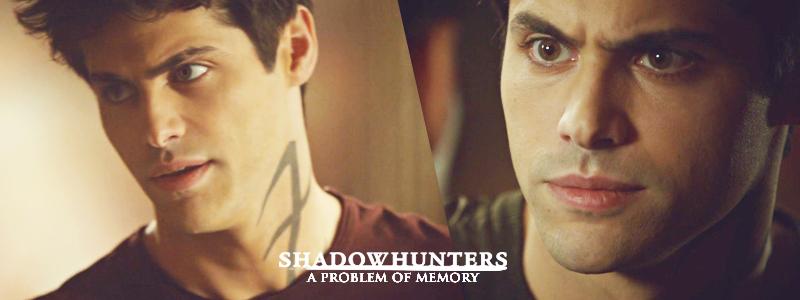 "Shadowhunters: 2.15 ""A Problem of Memory"" Screencaptures"