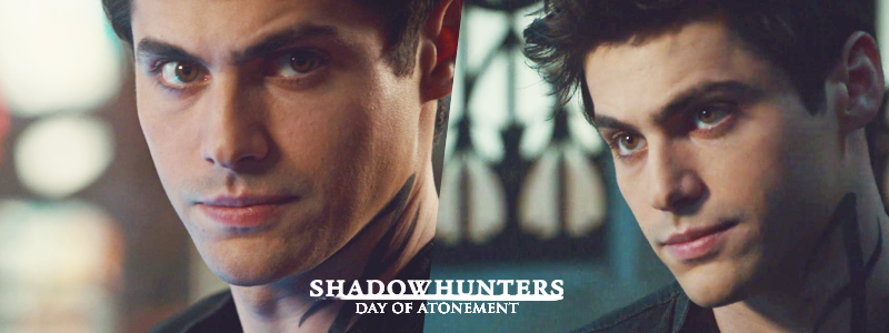 "Shadowhunters: 2.16 ""Day of Atonement"" Screencaptures"