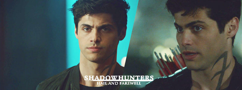 "Shadowhunters: 2.19 ""Hail and Farewell"" Screencaptures"