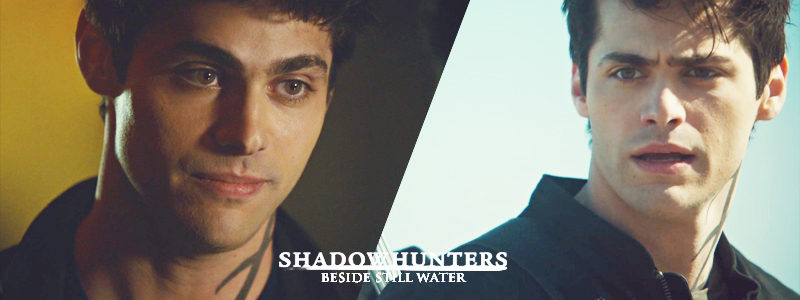 "Shadowhunters: 2.20 ""Beside Still Water"" Screencaptures"