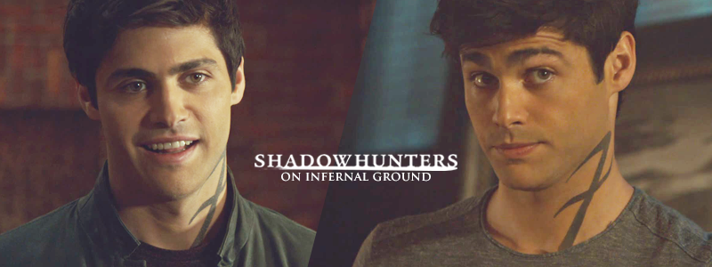 "Shadowhunters: 3.01 ""On Infernal Ground"" Screencaptures"